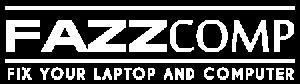 Logo Fazzcomp Service Laptop Komputer Jakarta Barat